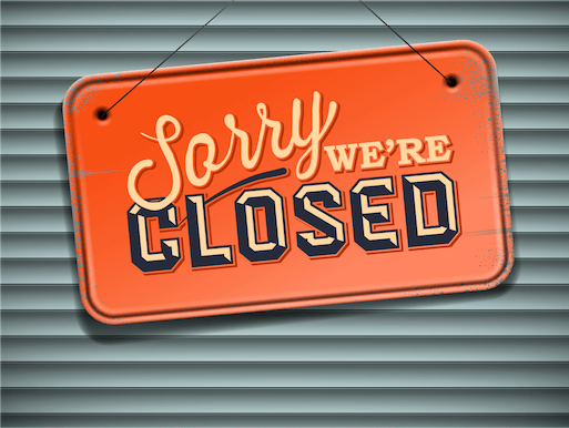 Why AdWords Aren't Working For You Your Website Is Closed