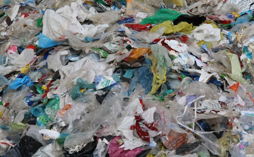 Is there really plastic bag pandemic?