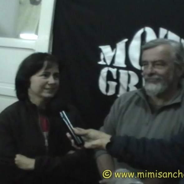 Interview à Young en Uruguay