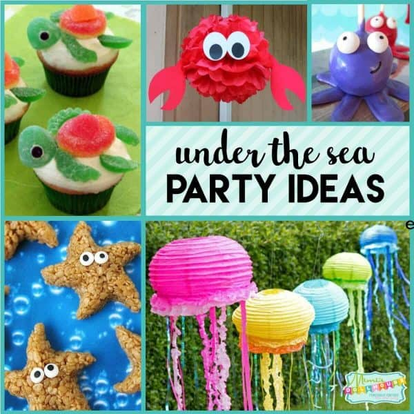 Unforgettable Under The Sea Party Ideas Mimis Dollhouse