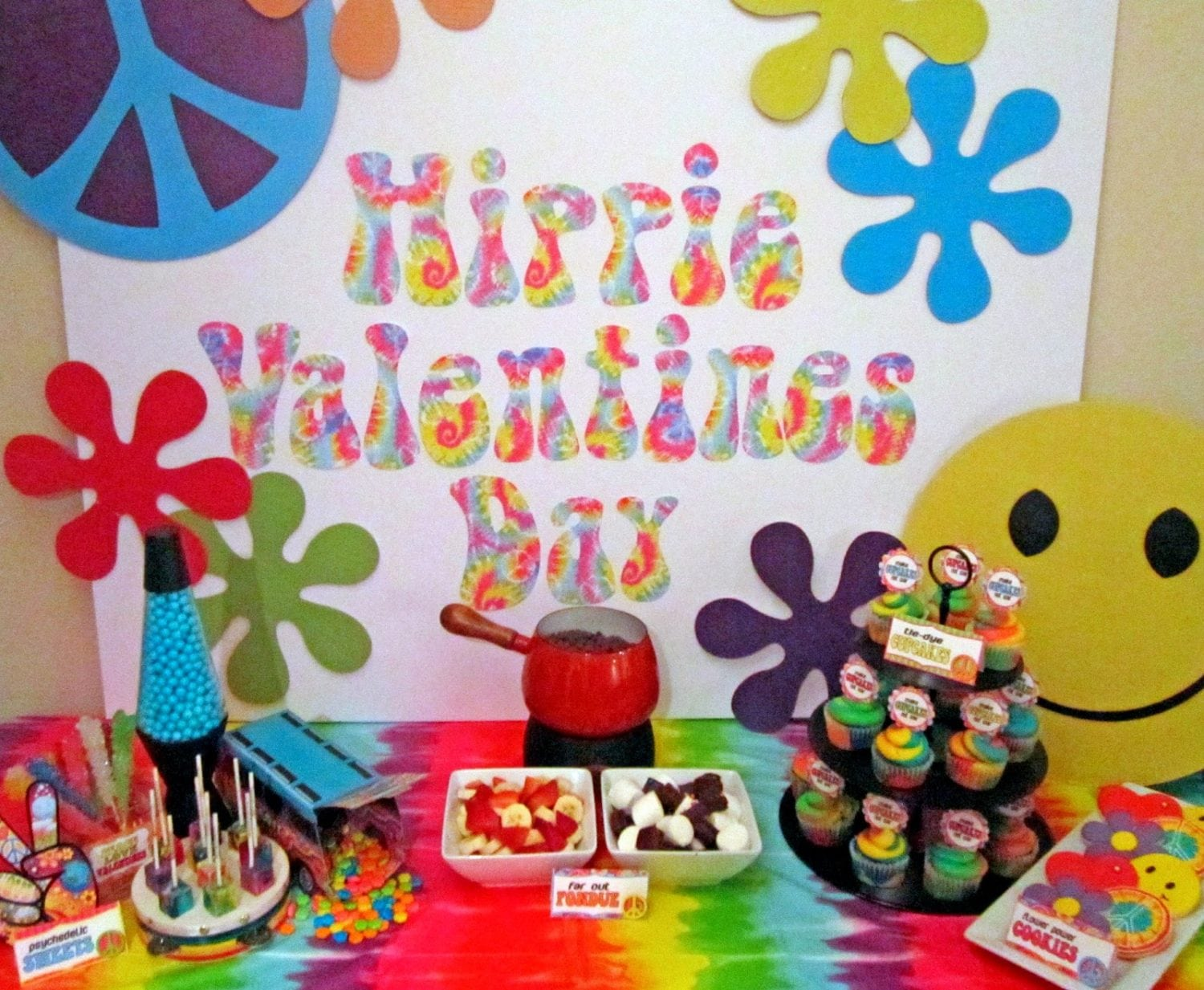 Valentine S Day Hippie Valentine S Day Party