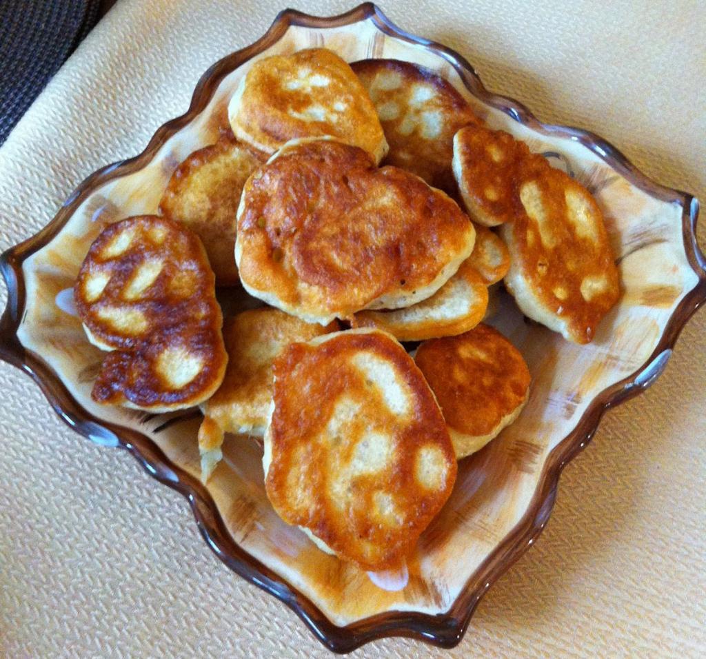 Albanian Fried Dough