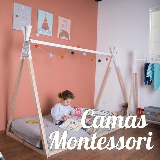 Camas Montessori: Beneficios e inspiración