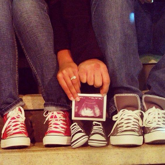 7 formas de decir que estás embarazada