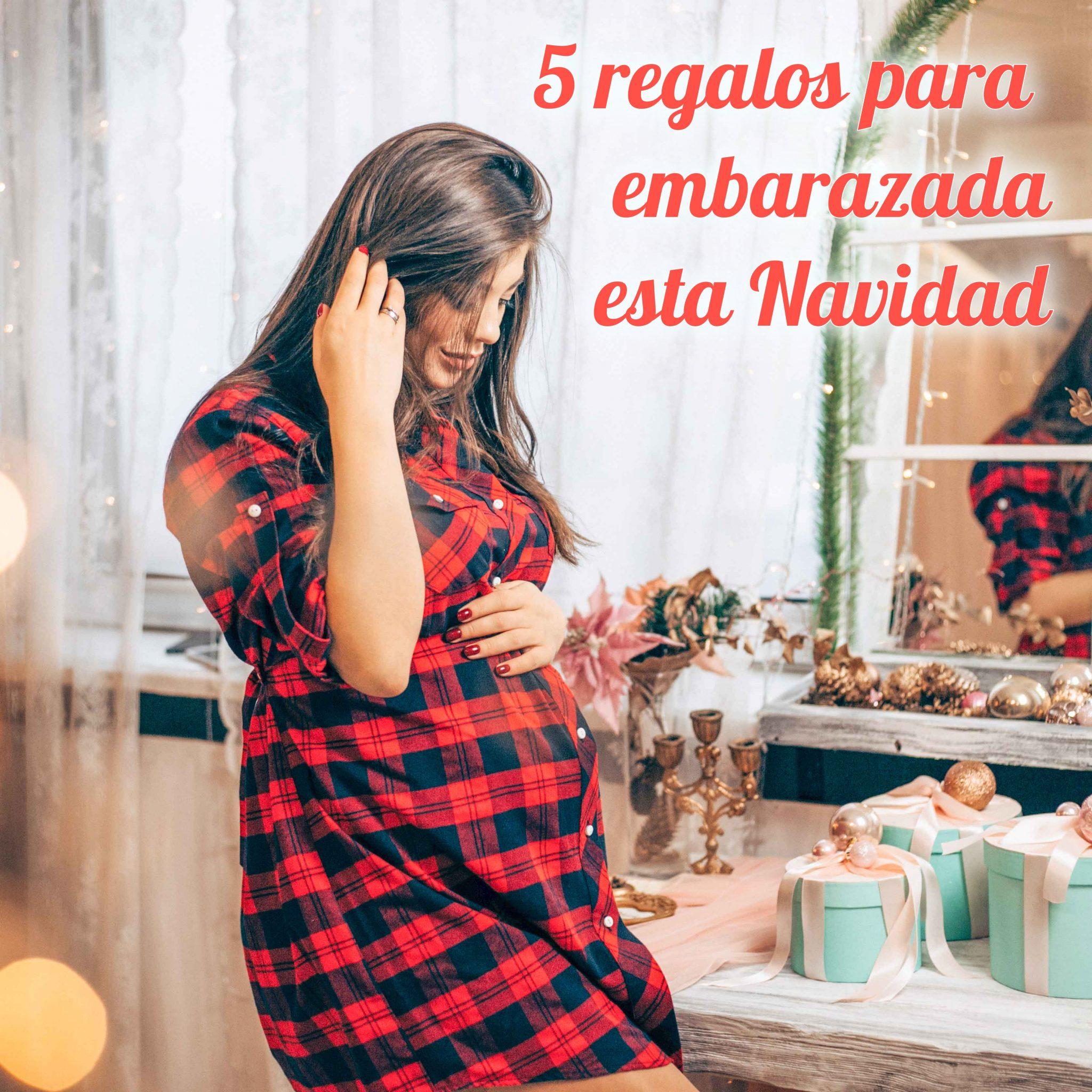 5 regalos para embarazadas esta Navidad