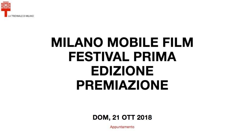 MiMo - Milano Mobile Film Festival