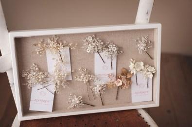 Mixed Bridal Hair pins