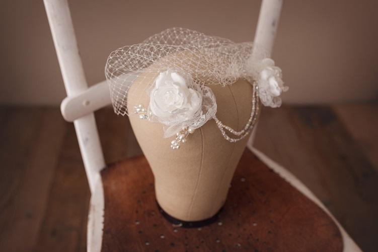 bridal headpiece sale