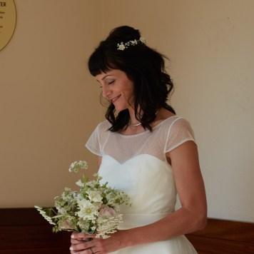 grainne bridal hair vine