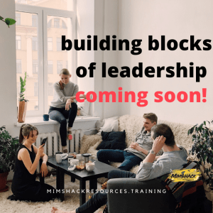 Building Blocks of Leadership