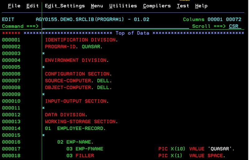 COBOL Mainframe Consulting   Mimus
