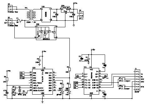 Smart RS232 Server WatchDog