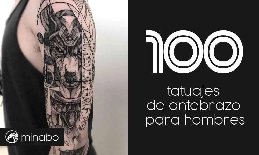 Wow 100 Diseños De Tatuajes De Antebrazo Para Hombres
