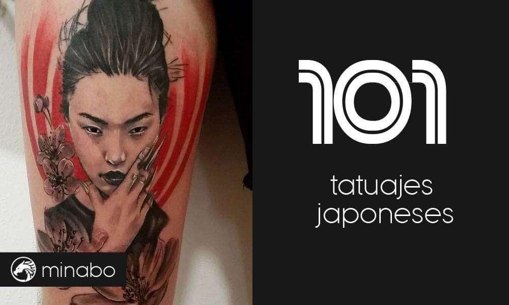 Wow 101 Excelentes Diseños De Tatuajes Japoneses