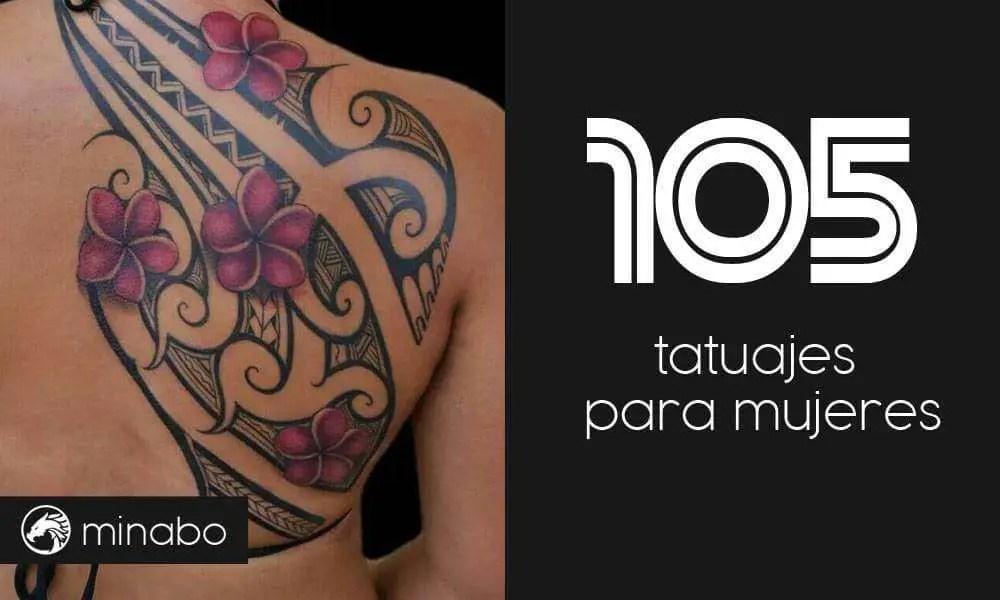 Wow 105 Originales Diseños De Tatuajes Para Mujeres