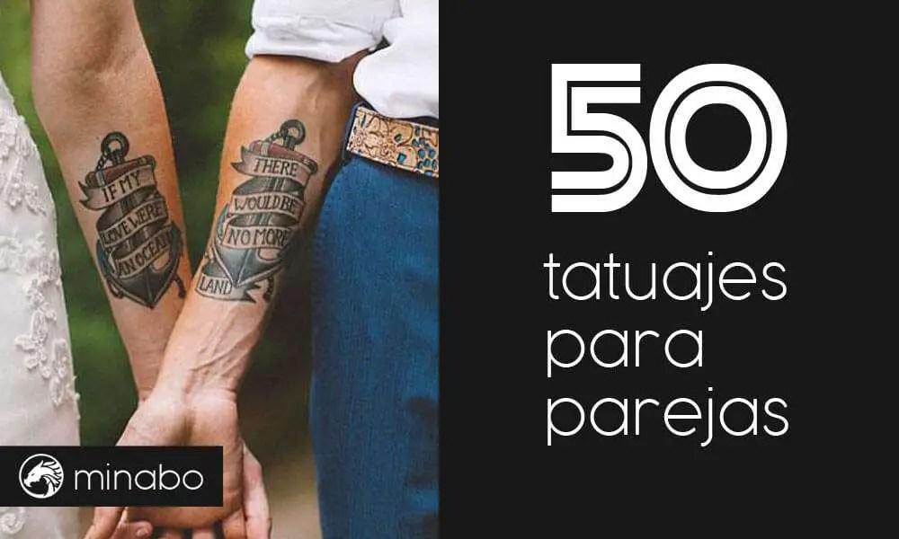 Wow Los Mejores 50 Tatuajes Para Parejas