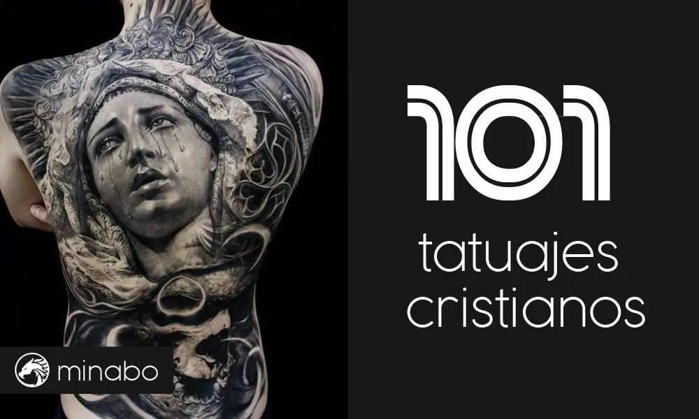 Wow 101 Tatuajes Cristianos De Los Mejores Que Hayas Visto