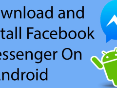 fb messenger app for android download