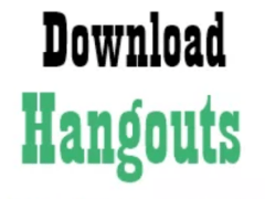 download hangouts chat