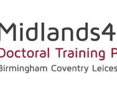 Birmingham City University Offers Midlands4Cities PhD Studentship 2019- Apply