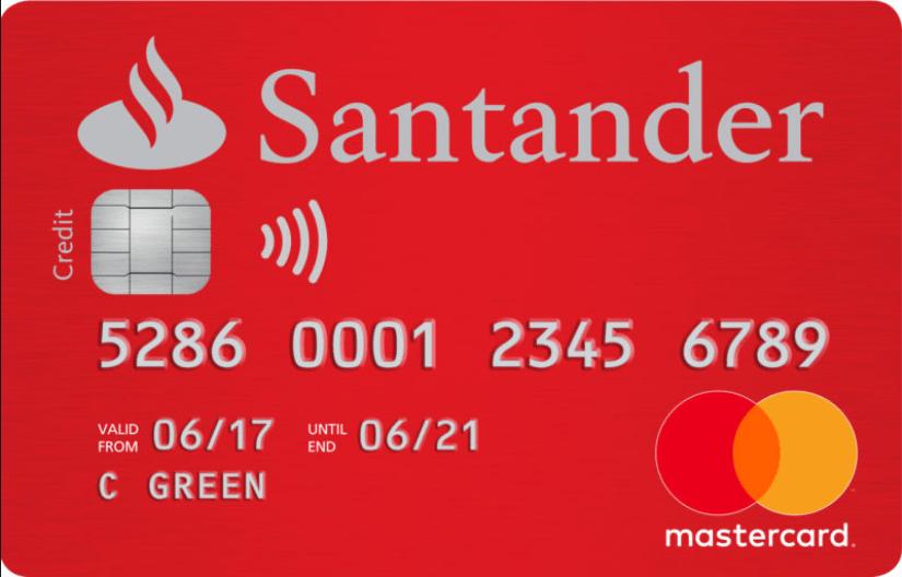 Santander-Credit-Card