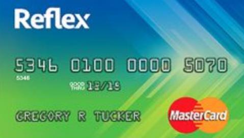 Reflex-Credit-Card