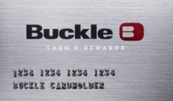 Buckle Credit Card Pay Online