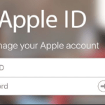 Apple ID Login – Apple ID Forget Password for iCloud, or App Store, Reset your Apple ID
