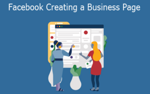 Facebook Create a Page for Business