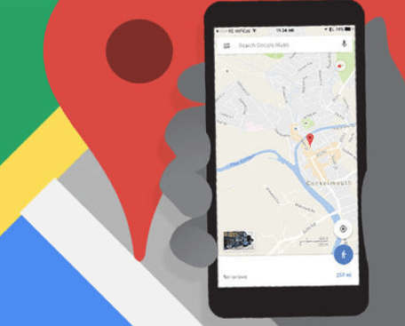Google Maps New Feature – Google Maps for iPhone & Android Update