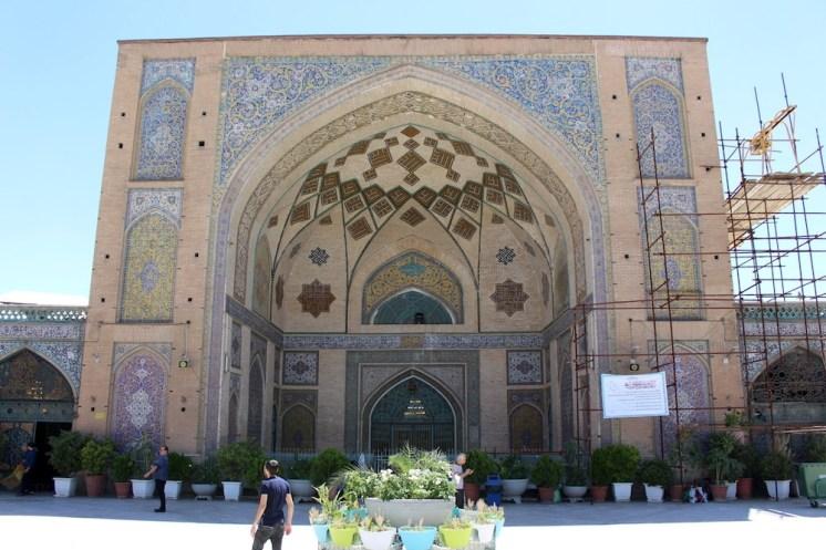 Tehran_Bazaar_Shah_Mosque