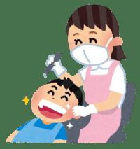 小児歯科の予防歯科・定期健診