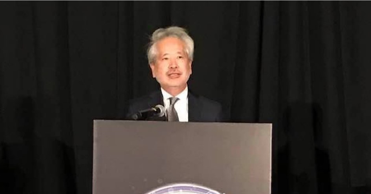 Donald Tamaki Honored with ABA Spirit of Excellence Award
