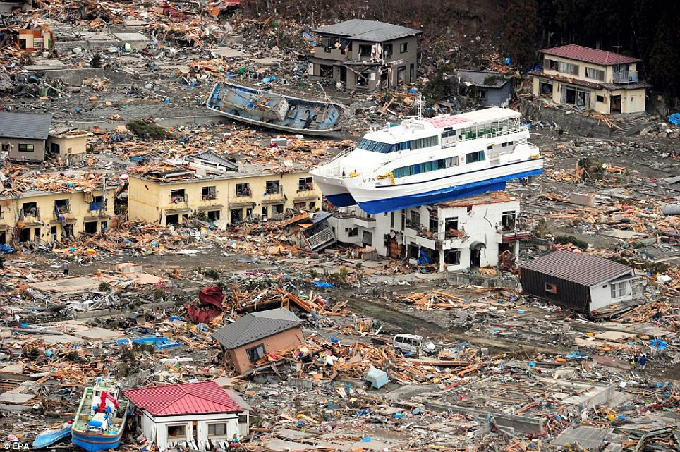 Remembering the Great East Japan Earthquake and Tsunami on the 10th Anniversary