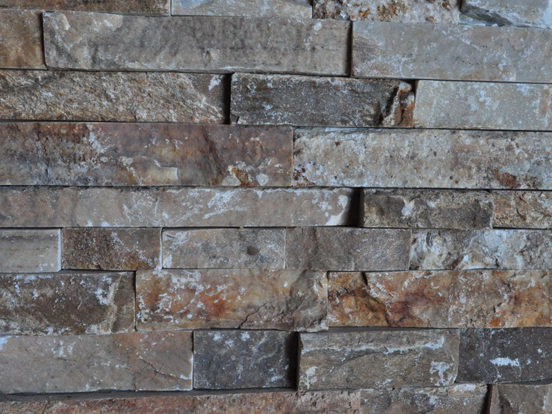 Minardoises Parement De Mur Stone Work