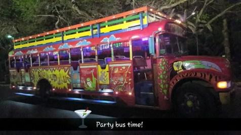 Kukoo Kunuku Party Bus Aruba