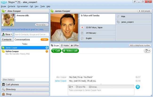 Skype 5.5.0.124 - Downloads - Forum Minatica