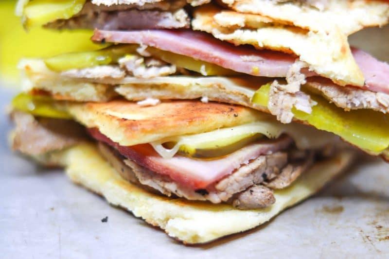 Keto Cuban Sandwich Recipe | Easy and delicious low carb Cuban sandwich! | #lowcarb #keto | mincerepublic.com