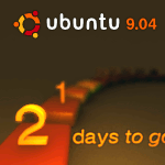 Ubuntu 9.04 - 2 day to go