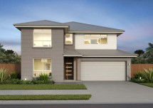 Double Storey Home Designs