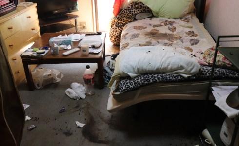 生活保護受給者の孤独死による特殊清掃と遺品整理(千葉県市川市)