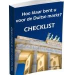Duitsland marketing Checklist