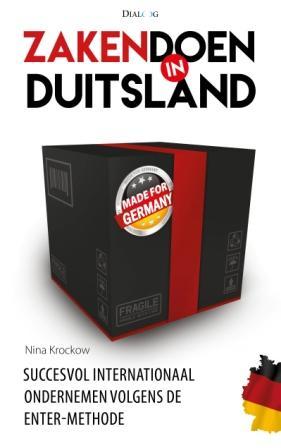 Het boek zakendoen in Duitsland is onmisbaar voor elke ondernemer.