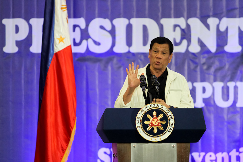 Duterte to invite Middle East countries to invest in Mindanao