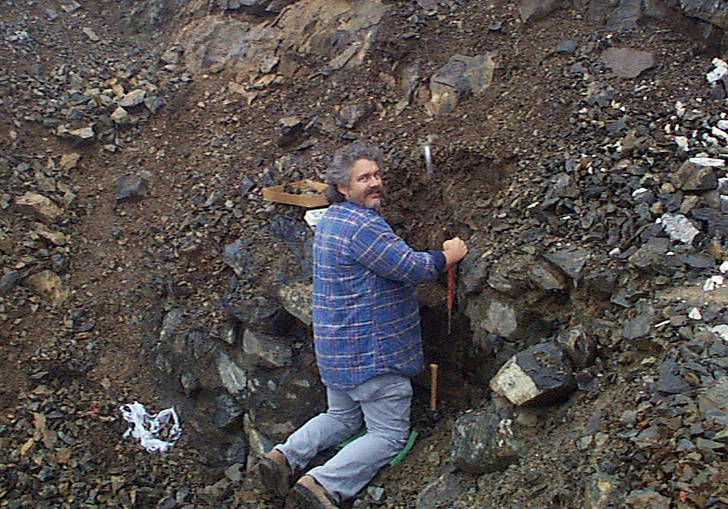 Rock Quarries and Gravel Pits Field Trip - Clark County, WA