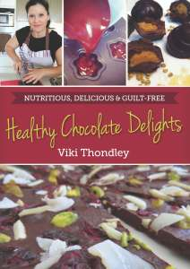 Healthy Chocolate Delights eBook Viki Thondley MindBodyFood