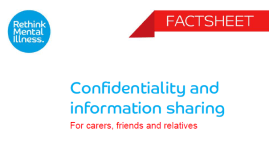 Confidentiality and Information Sharing2