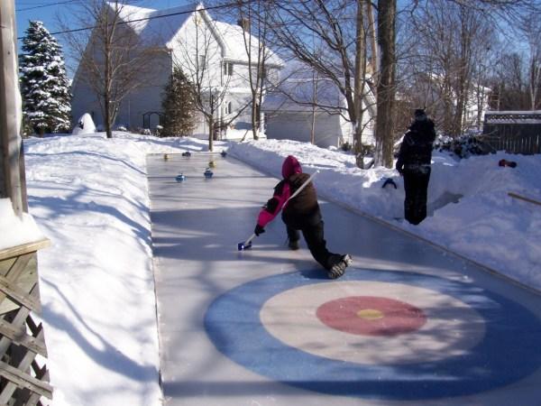 Curling Rink Outdoor
