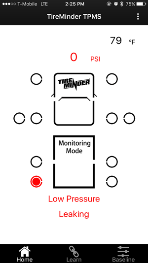 TireMinder® Smart TPMS Instruction Manual