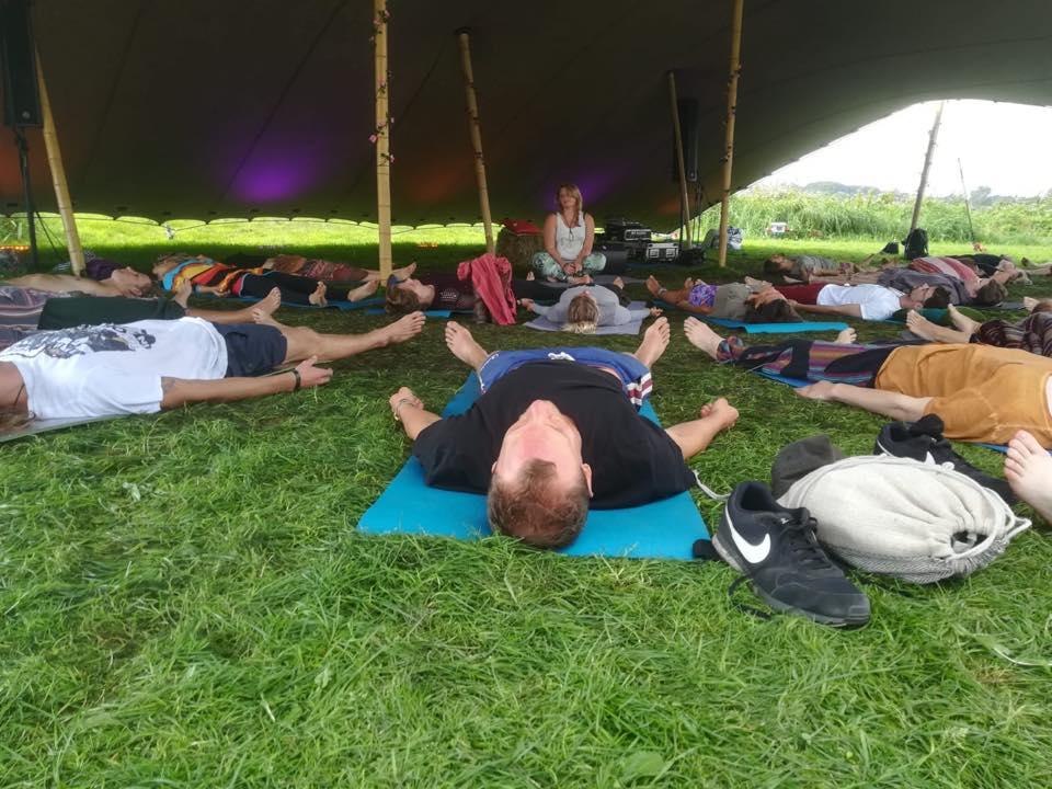 Yin Yoga inzetten tegen slaapproblemen